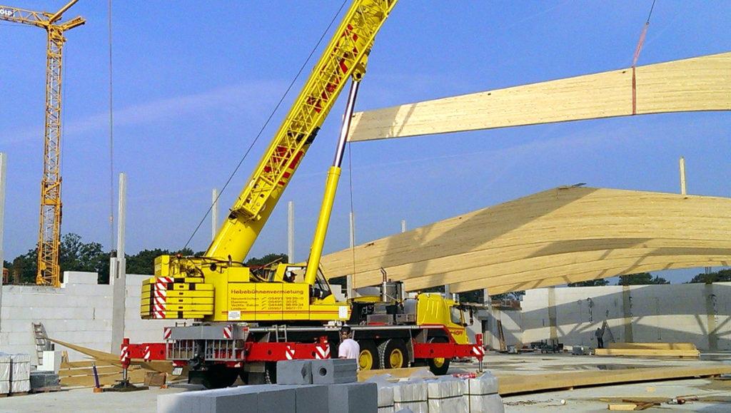 Holzbau Dwenger: Gewerbe-/Industriebau