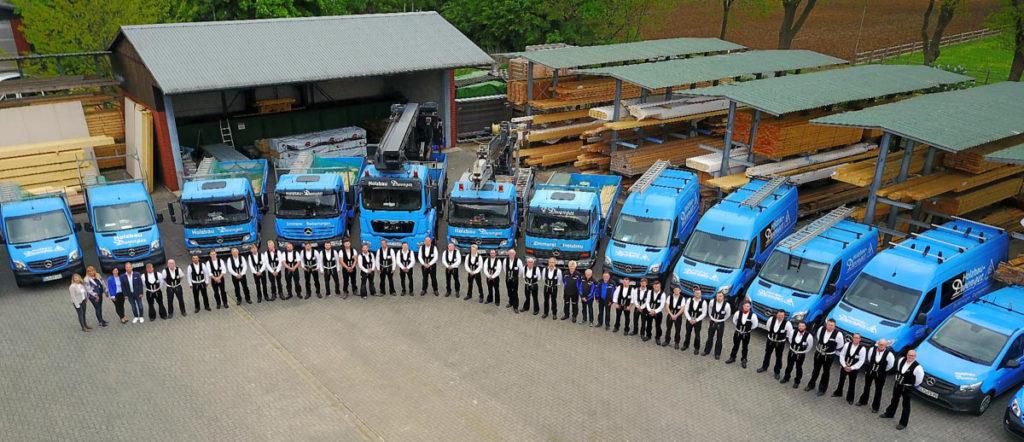 Holzbau Dwenger: Unternehmen