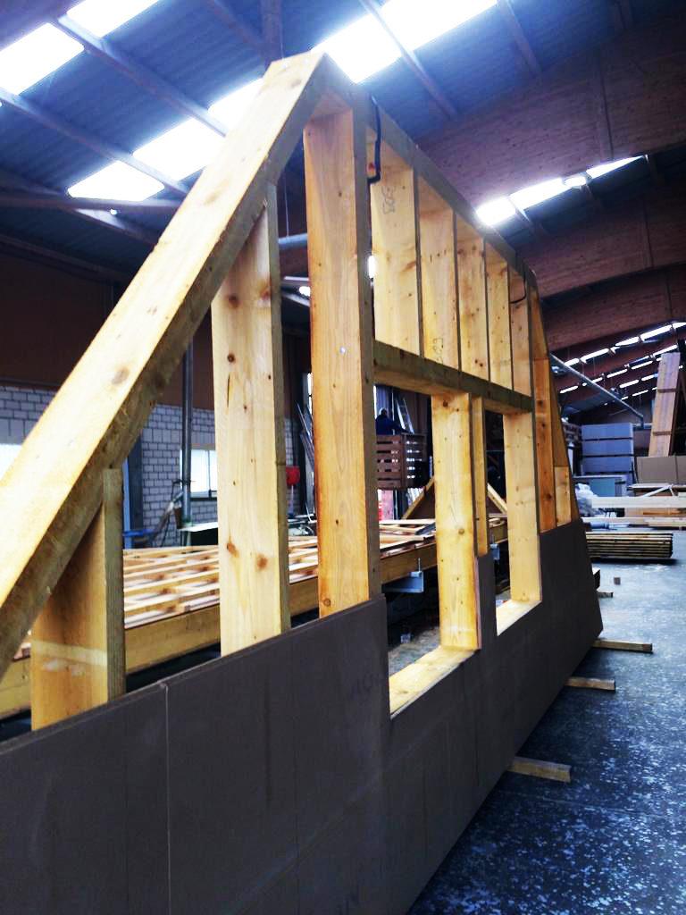 Holzbau Dwenger: Holzrahmenbau