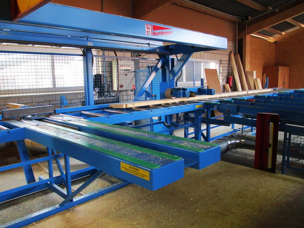 Holzbau Dwenger: CNC Abbundtechnik