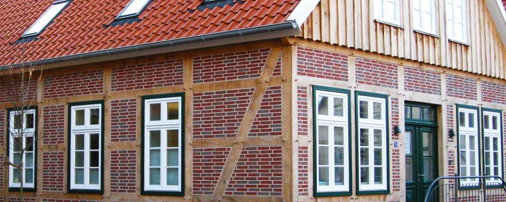 Holzbau Dwenger: Fachwerkbau