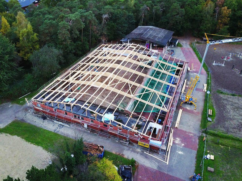 lzbau Dwenger: Wohn-/Geschäftsbereich