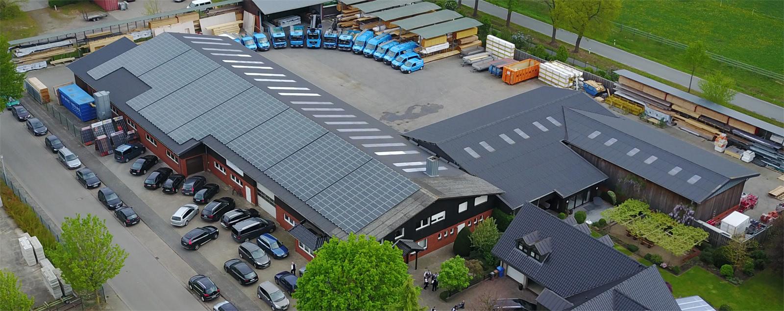 HOLZBAU DWENGER: Essen Oldenburg - Fachbetrieb für Zimmerei- und Dachdeckerarbeiten, Sanierungen